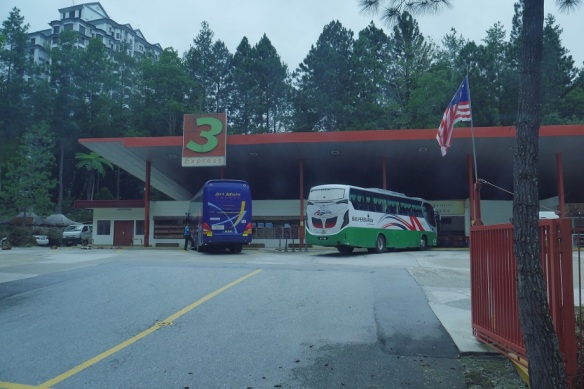 Resorts World Genting bus rest stop
