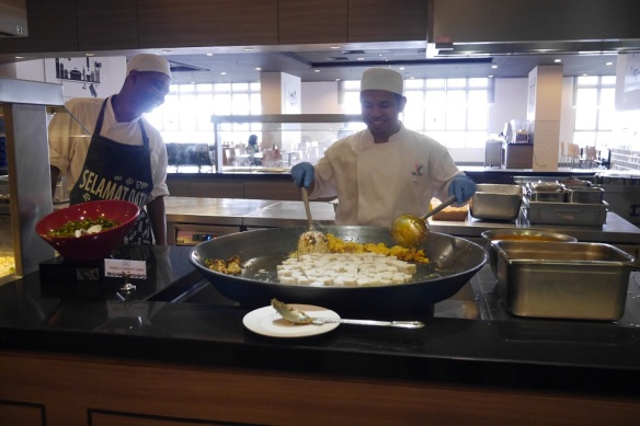 Resorts World Genting Food Factory
