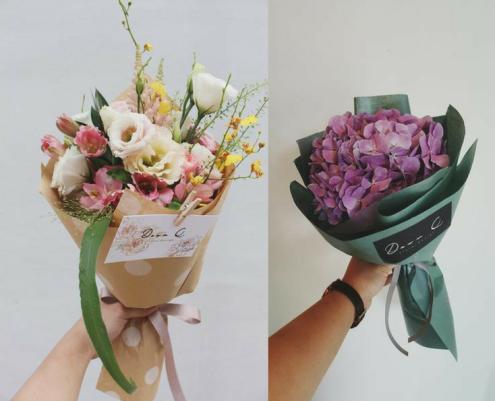 Dawn Q florist singapore