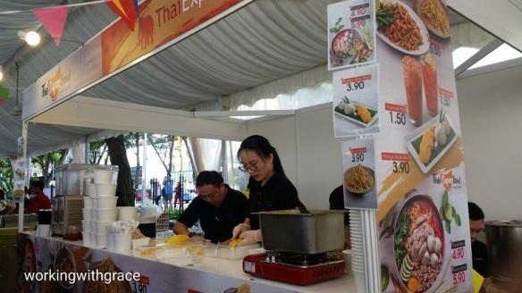 thai festival singapore