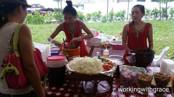 thailand festival singapore