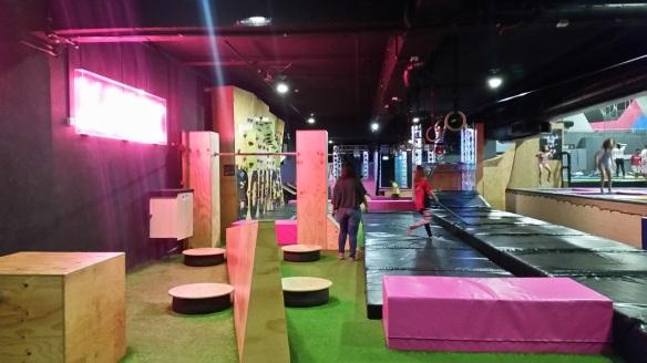 bounce singapore x-park