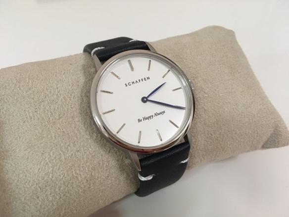 Customised Schaffen Watch