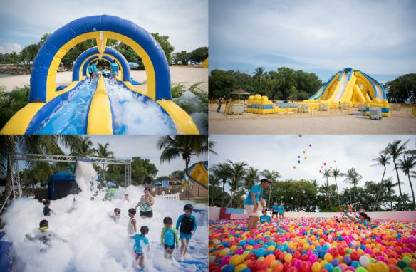 Free Activities in Sentosa