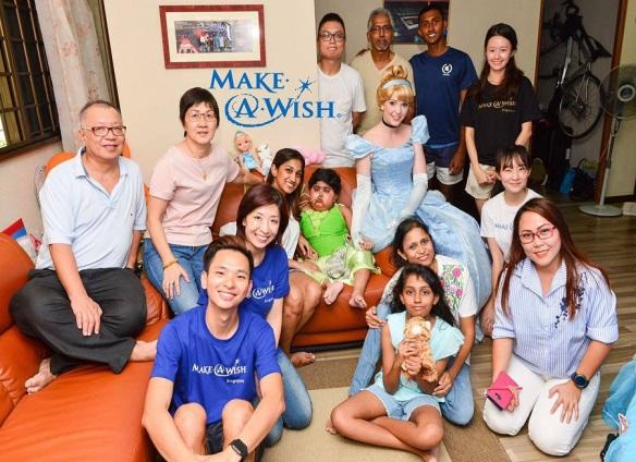 icelebr8 make a wish