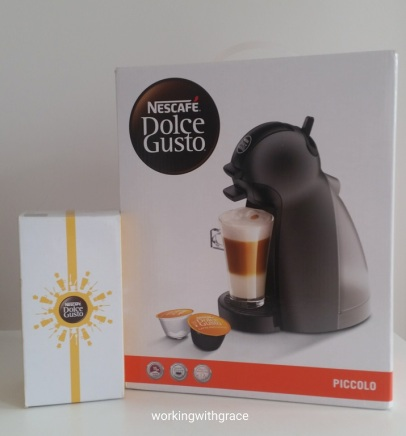 lazada x nescafe dolce gusto coffee box
