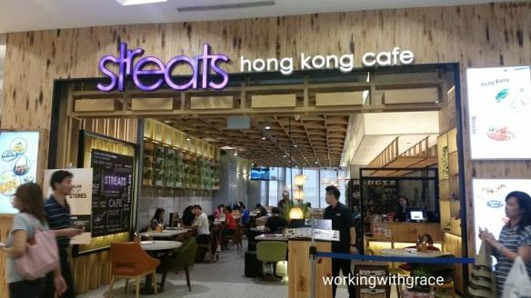 streats hong kong cafe nex