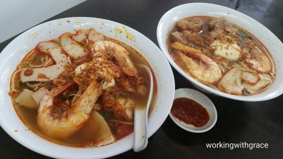 Taman Pelangi 虾面王