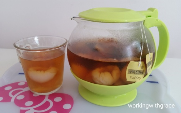 Twinings Earl Grey Lychee Tea