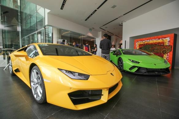 Lamborghini Singapore