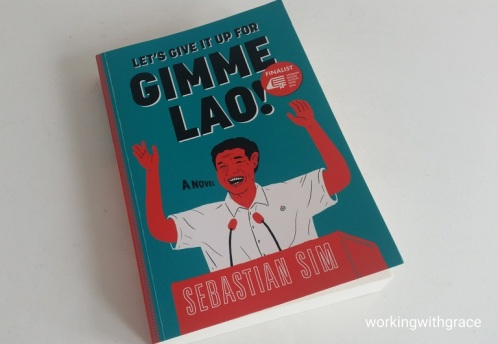 Let's Give It Up For Gimme Lao