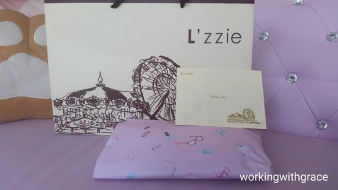 L'zzie review