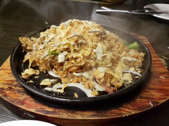 Mad For Garlic Garlic Sizzling Rice