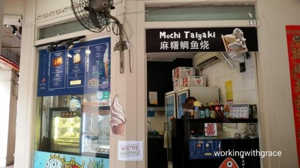 Oyoge Taiyaki Chinatown