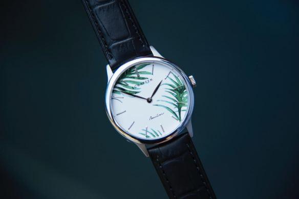 Schaffen personalised watch