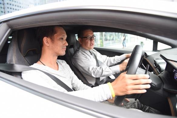 test drive lamborghini singapore