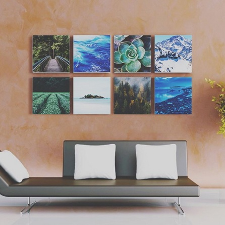 wall art travel