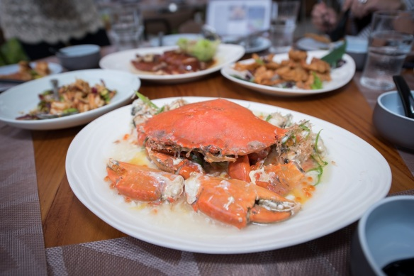 Chairman's Crab VLV Riverside
