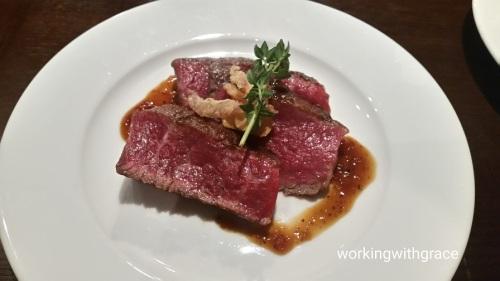 Japanese wagyu beef