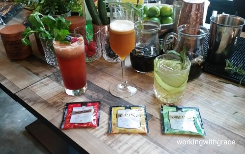 Twinings Cocktails and Mocktails