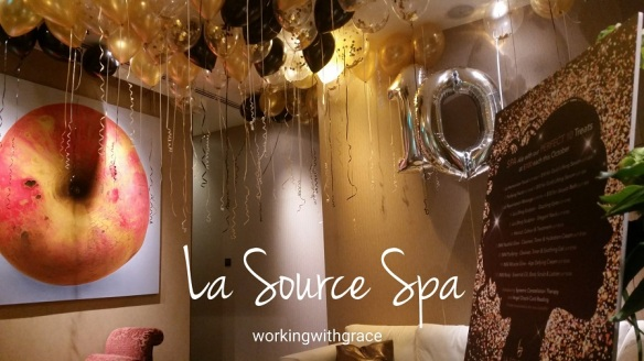 La Source Spa Singapore