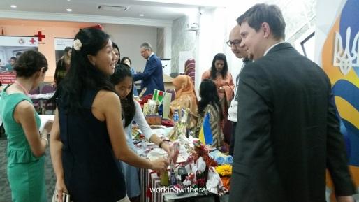 singapore red cross international bazaar 2017