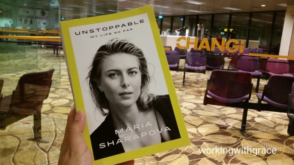 Maria Sharapova Unstoppable