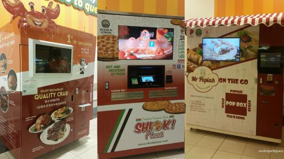 Singapore Vending Machines
