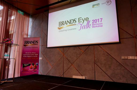 Brand's Eye Talk 2017