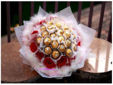 chocolate bouquet singapore