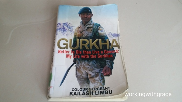 Gurkha Kailash Limbu