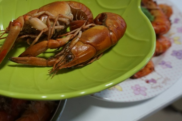 how to cook yabby