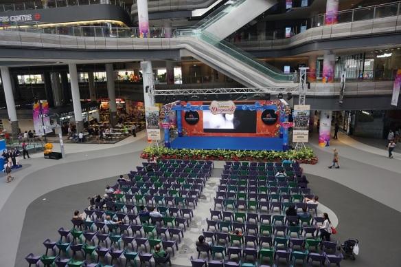 our tampines hub movie screening
