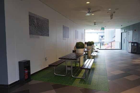 our tampines hub study corner