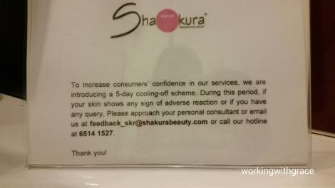shakura cooling off scheme
