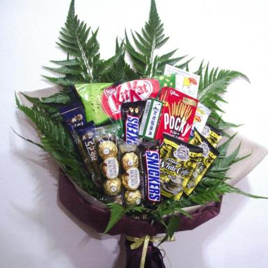 Snacks Bouquet Singapore