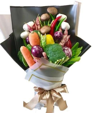 vegetable bouquet singapore