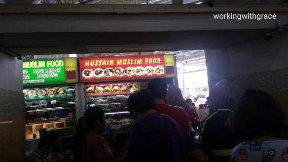 Hussain Muslim Food