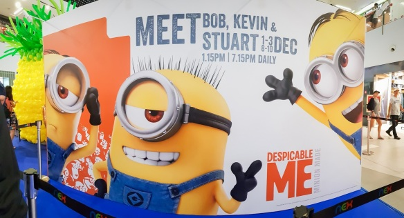 minions singapore meet and greet