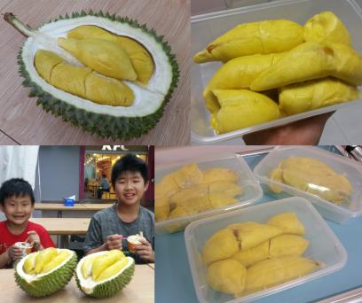 punggol durian empire