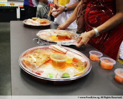 cny yusheng buffet singapore