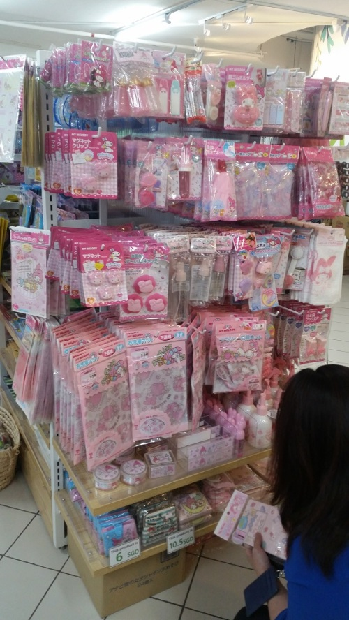 my melody products in singapore