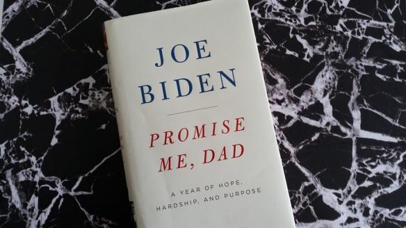 joe biden promise me dad book review