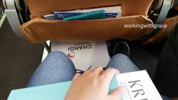silkair economy class seat review