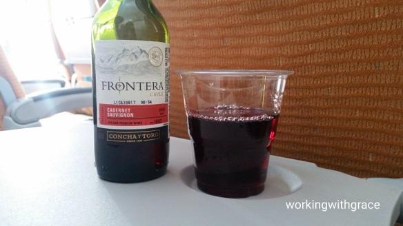 silkair free drinks