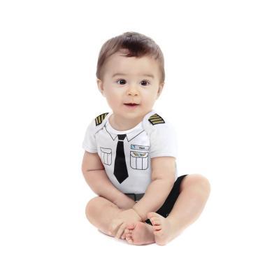 SilkAir Pilot Baby Romper