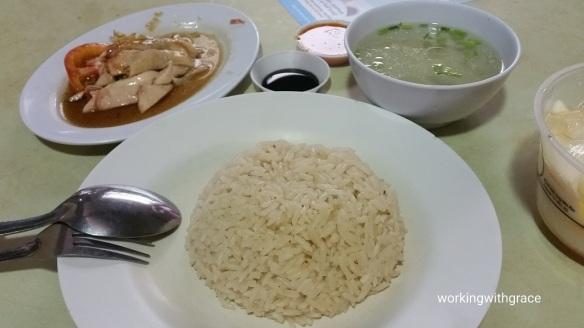 blk 409 ang mo kio food