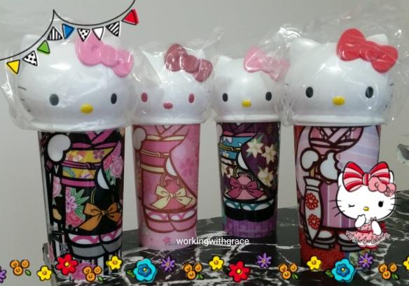 Hello Kitty tumbler Singapore