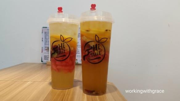 Hi-Fruit royal square novena review