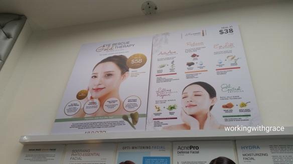 renaza facial price